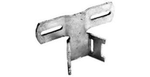 Bandschelle T-Form